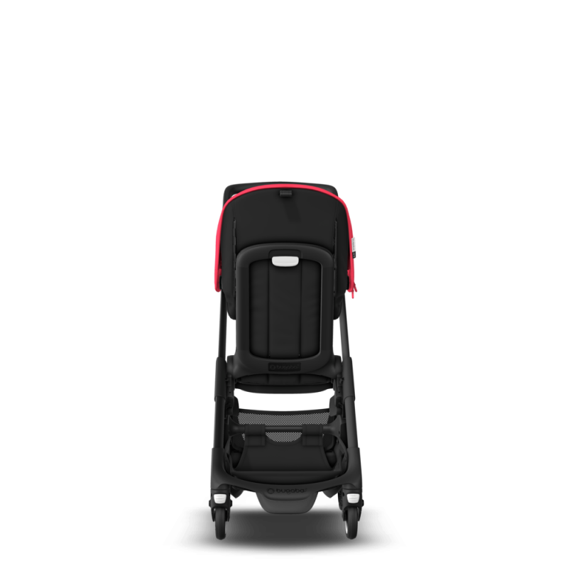 Paketti Bugaboo Ant, Black runko - Black/Neon Red Bugaboo - 8