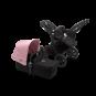 Paketti Bugaboo Donkey3 Mono yhdistelmävaunu Black - Soft Pink/ Black runko Bugaboo - 1