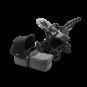 Paketti Bugaboo Donkey3 Mono yhdistelmävaunu Grey Melange - Black/ Black runko Bugaboo - 1