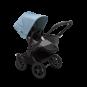 Paketti Bugaboo Donkey3 Mono yhdistelmävaunu Grey Melange - Vapor Blue/ Black runko Bugaboo - 2