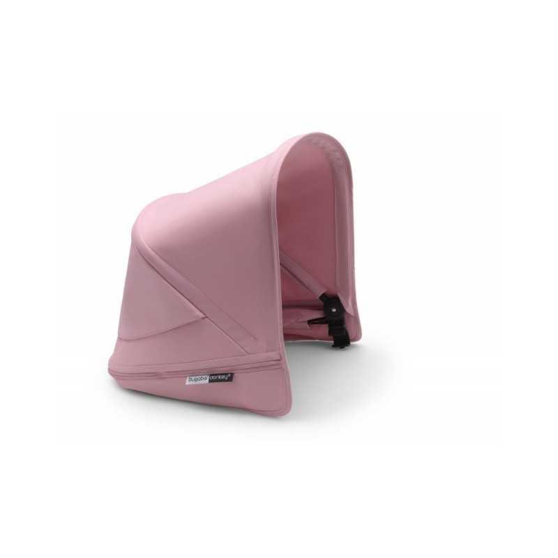 Bugaboo Donkey3 Sun Canopy, Soft Pink Bugaboo - 1