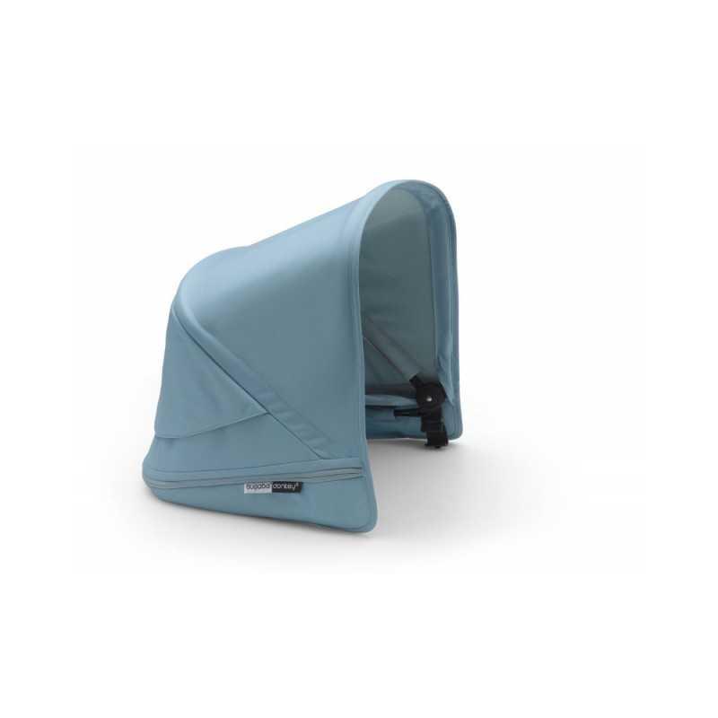 Bugaboo Donkey3 Sun Canopy, Vapor Blue Bugaboo - 1
