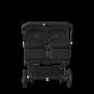 Paketti Bugaboo Donkey3 Twin kaksostenvaunu Black - Black / Black runko Bugaboo - 3