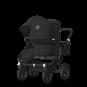 Paketti Bugaboo Donkey3 Duo sisarusrattaat Black - Black / Black runko Bugaboo - 4