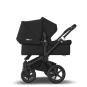 Paketti Bugaboo Donkey3 Duo sisarusrattaat Black - Black / Black runko Bugaboo - 6