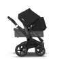 Paketti Bugaboo Donkey3 Duo sisarusrattaat Grey Melange - Black / Black runko Bugaboo - 3