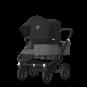 Paketti Bugaboo Donkey3 Duo sisarusrattaat Grey Melange - Black / Black runko Bugaboo - 5