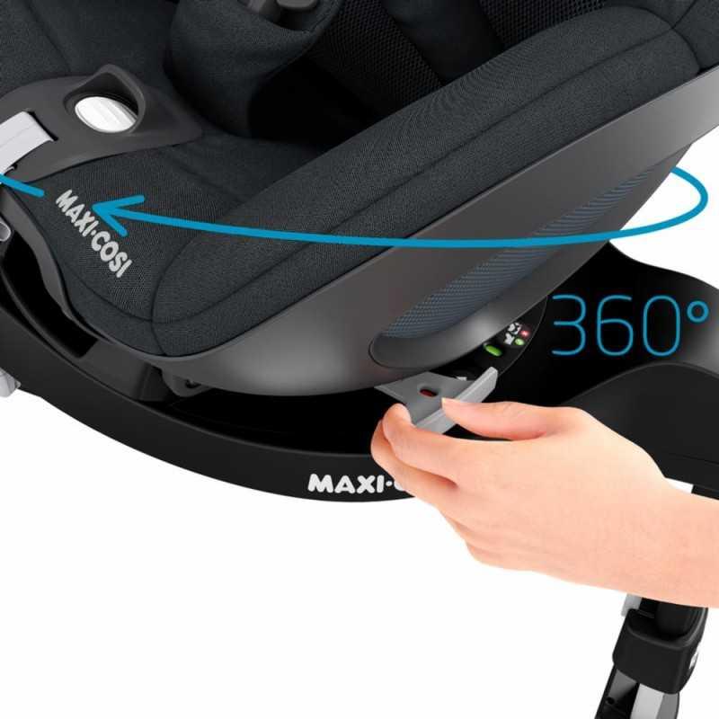 Maxi-Cosi Familyfix 360 jalusta MaxiCosi - 6