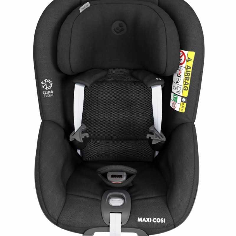 Maxi-Cosi Pearl 360, Authentic Black MaxiCosi - 4