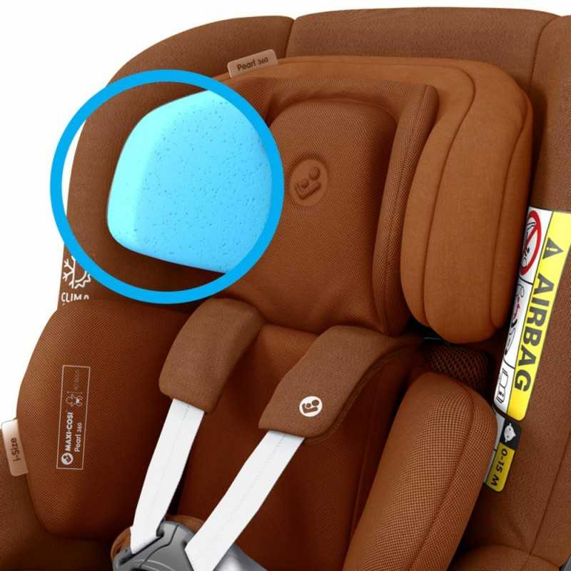 Maxi-Cosi Pearl 360, Authentic Cognac MaxiCosi - 8
