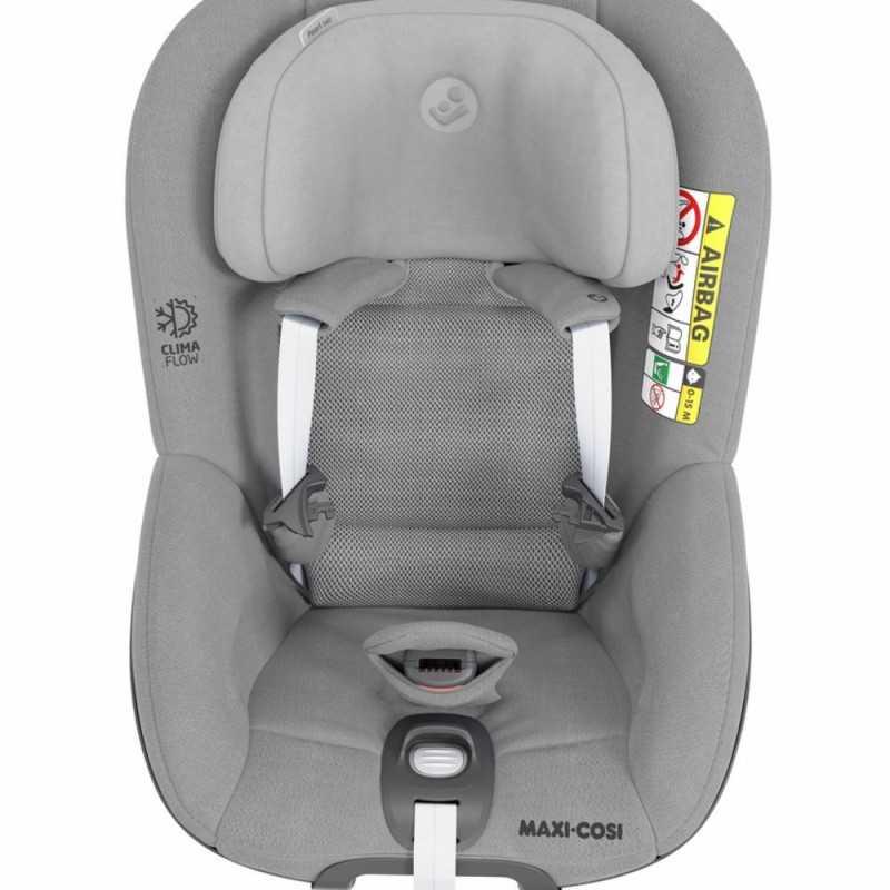 Maxi-Cosi Pearl 360, Authentic Grey MaxiCosi - 4