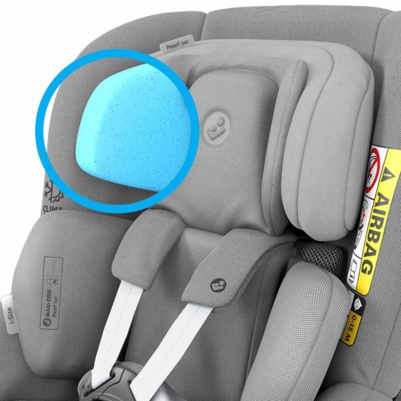 Maxi-Cosi Pearl 360, Authentic Grey MaxiCosi - 8
