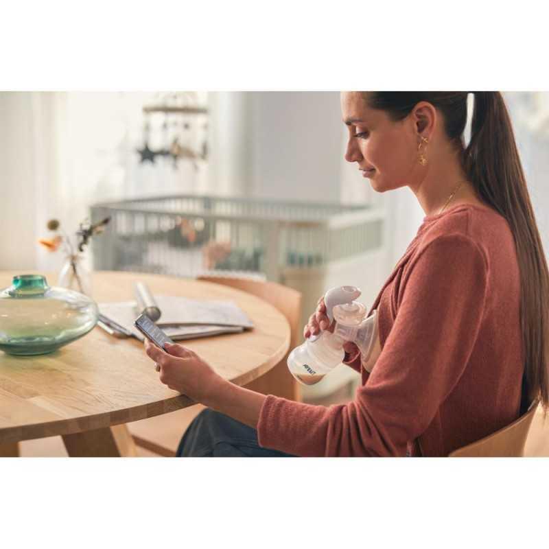 Avent Natural käsikäyttöinen rintapumppu 125ml Avent - 4