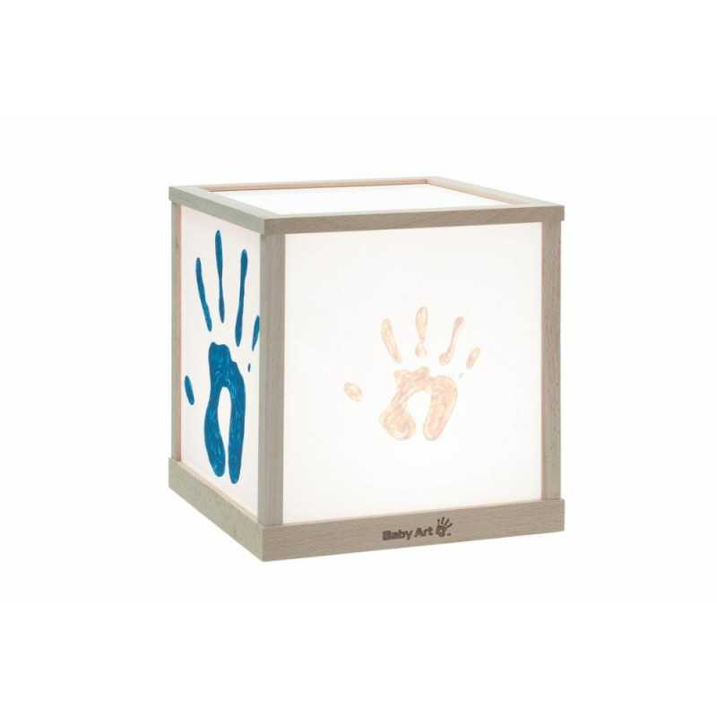 Baby Art Family Light vauvan kädenjäljet kuutiolamppu Baby Art - 1