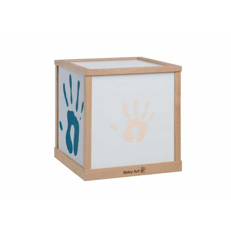 Baby Art Family Light vauvan kädenjäljet kuutiolamppu Baby Art - 2