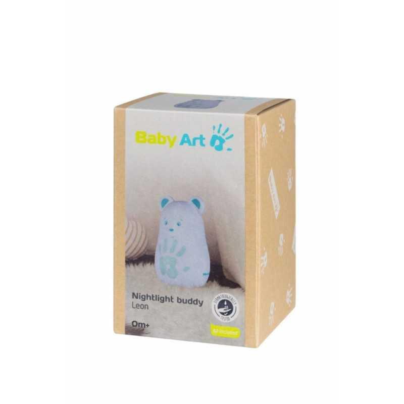 Baby Art Nightlight Vauvan kädenjälki & nalleyövalo Baby Art - 6