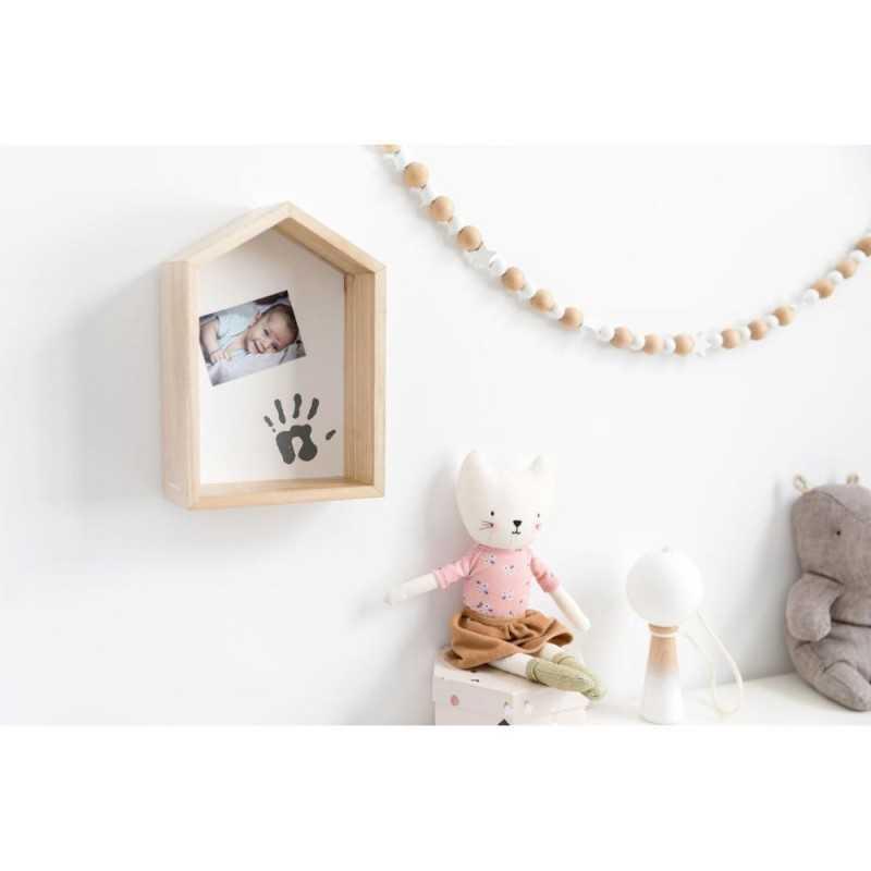 Baby Art Shelf House Vauvan kädenjälki & valokuvakehys Baby Art - 5