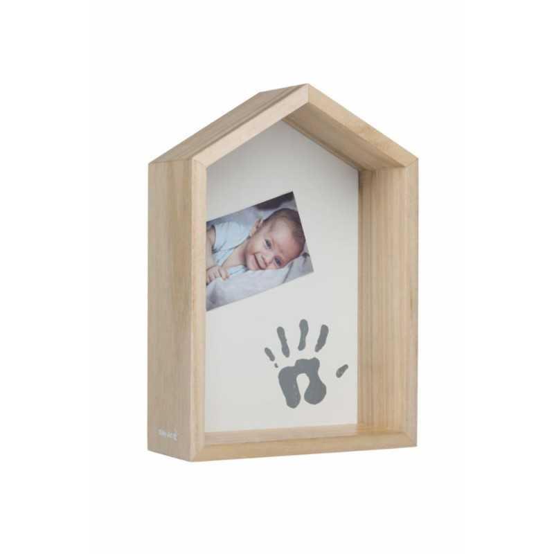 Baby Art Shelf House Vauvan kädenjälki & valokuvakehys Baby Art - 6