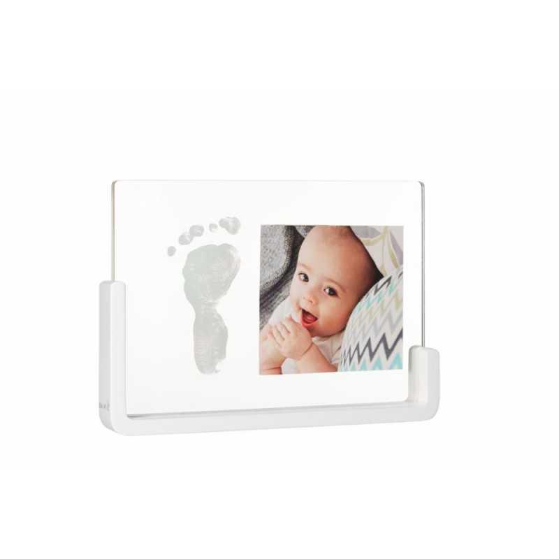 Baby Art Transparent Frame Vauvan jalanjälki & valokuvakehys Baby Art - 1