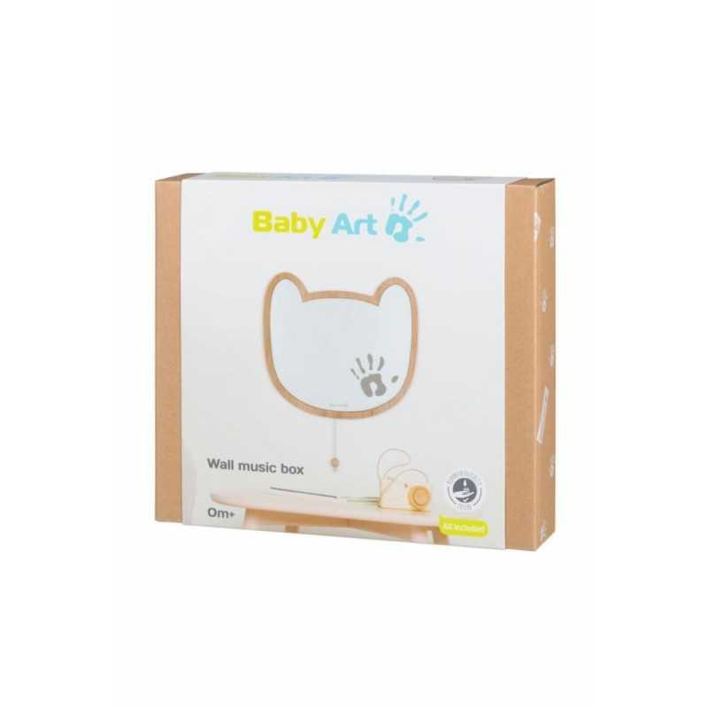 Baby Art Wall Music Box Vauvan kädenjälki & soittorasia Baby Art - 5