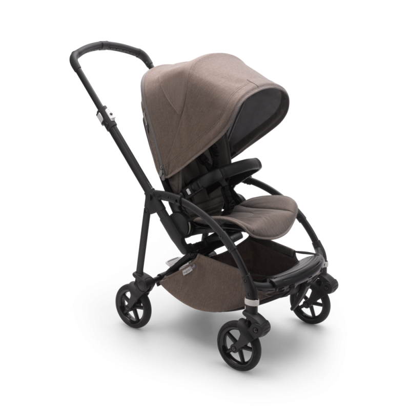 Bugaboo Bee6 complete, Mineral Black/Taupe Bugaboo - 1