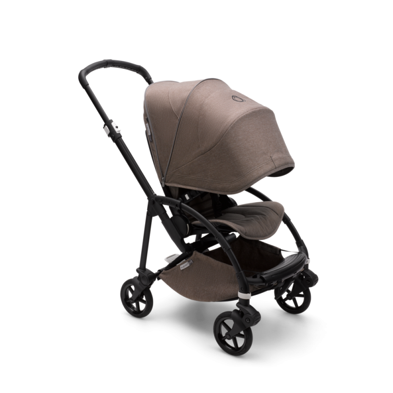 Bugaboo Bee6 complete, Mineral Black/Taupe Bugaboo - 2