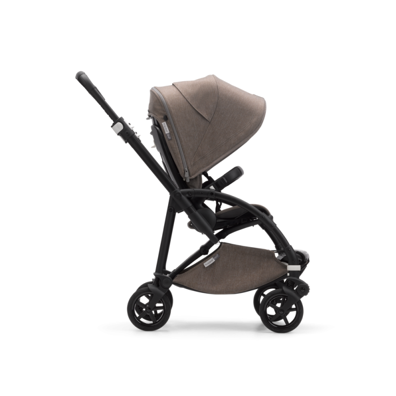 Bugaboo Bee6 complete, Mineral Black/Taupe Bugaboo - 3