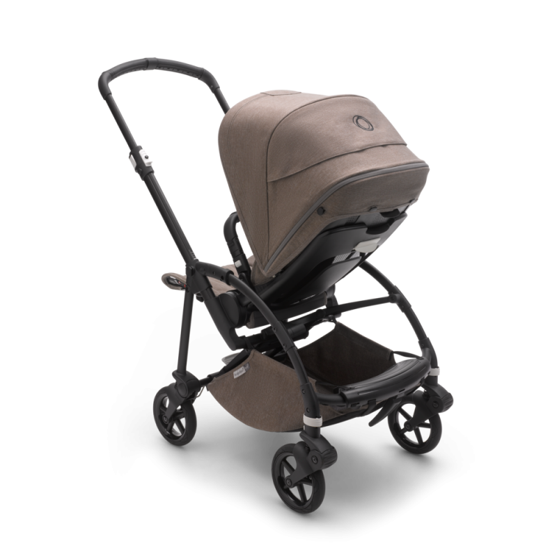 Bugaboo Bee6 complete, Mineral Black/Taupe Bugaboo - 5