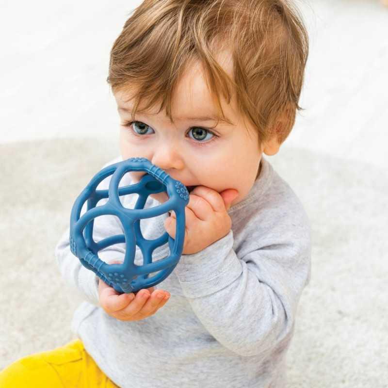 Nattou Vauvan Pallohelistin, sininen Nattou - 3
