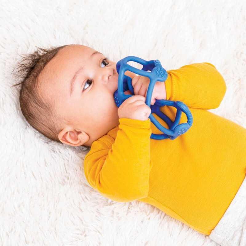 Nattou Vauvan Pallohelistin, sininen Nattou - 4