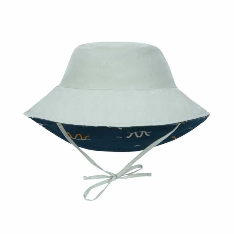 Lässig UV-hattu, Sea Snake Blue, 0-6 kk Lässig - 2