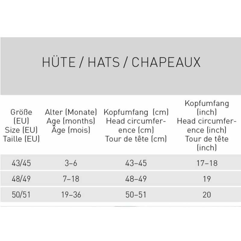 Lässig UV-hattu, Sea Snake Blue, 0-6 kk Lässig - 5