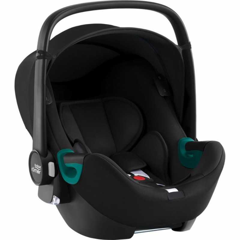 Britax Baby-Safe iSENSE turvakaukalo, Space Black Britax - 1