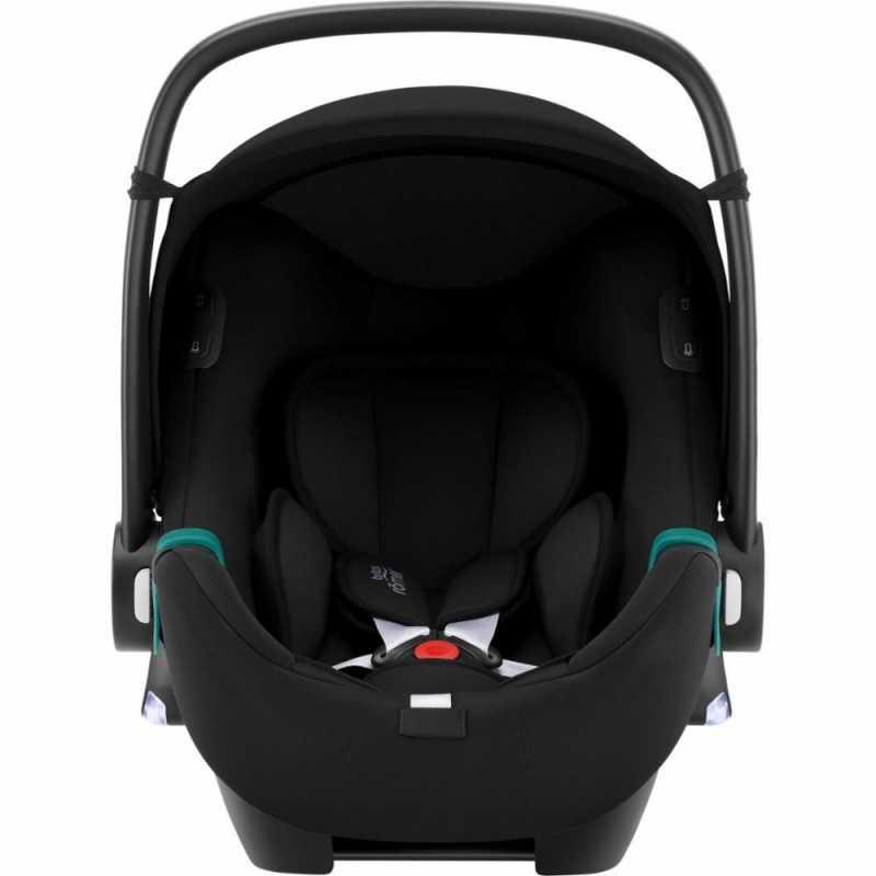 Britax Baby-Safe iSENSE turvakaukalo, Space Black Britax - 2