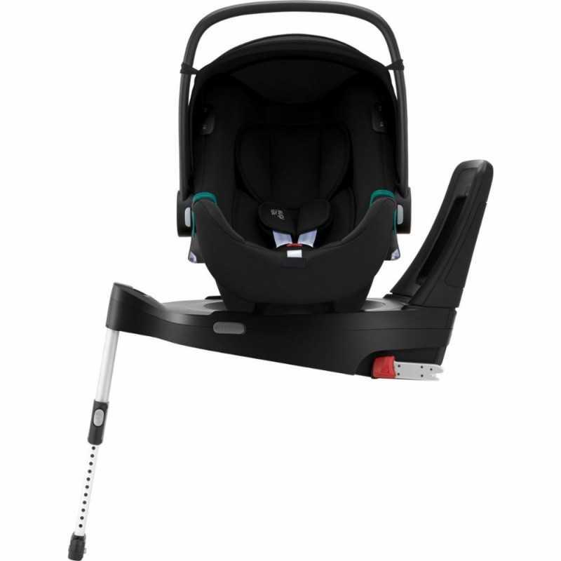 Britax Baby-Safe iSENSE turvakaukalo, Space Black Britax - 4