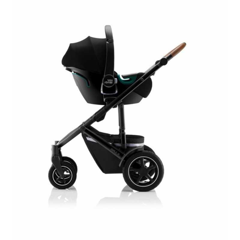 Britax Baby-Safe iSENSE turvakaukalo, Space Black Britax - 5