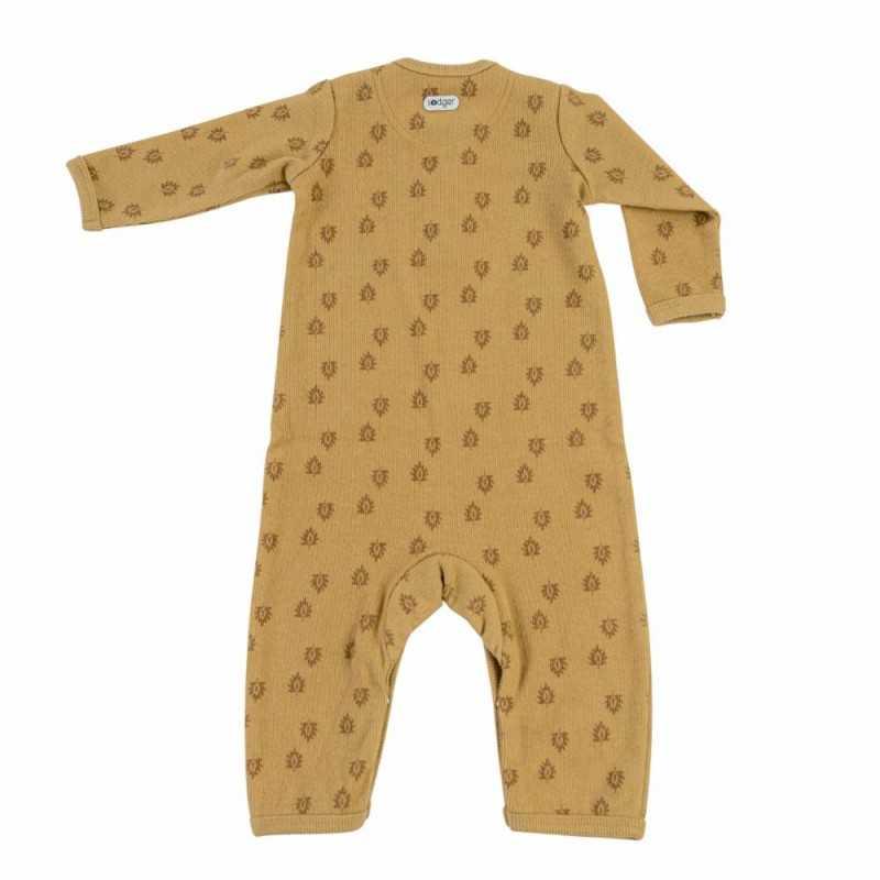 Lodger Jumpsuit Nomad Rib Print, Honey, 62cm Lodger - 1