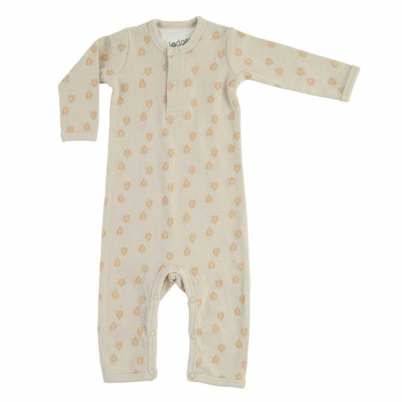 Lodger Jumpsuit Nomad Rib Print, Birch vaalea, 62cm Lodger - 1