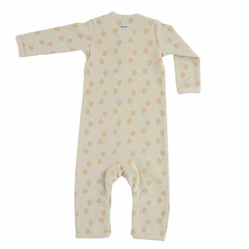 Lodger Jumpsuit Nomad Rib Print, Birch vaalea, 62cm Lodger - 2