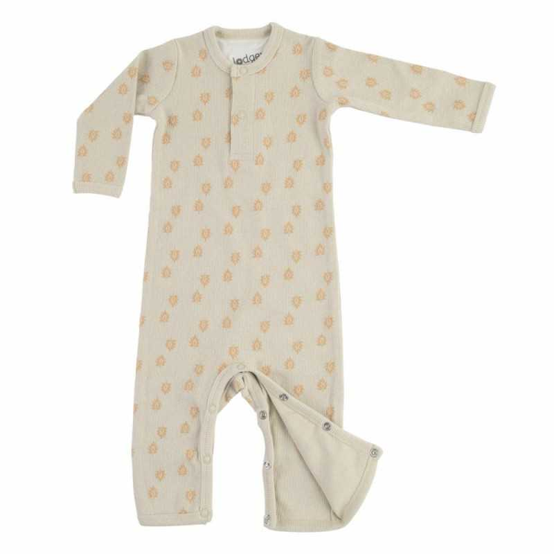 Lodger Jumpsuit Nomad Rib Print, Birch vaalea, 62cm Lodger - 3