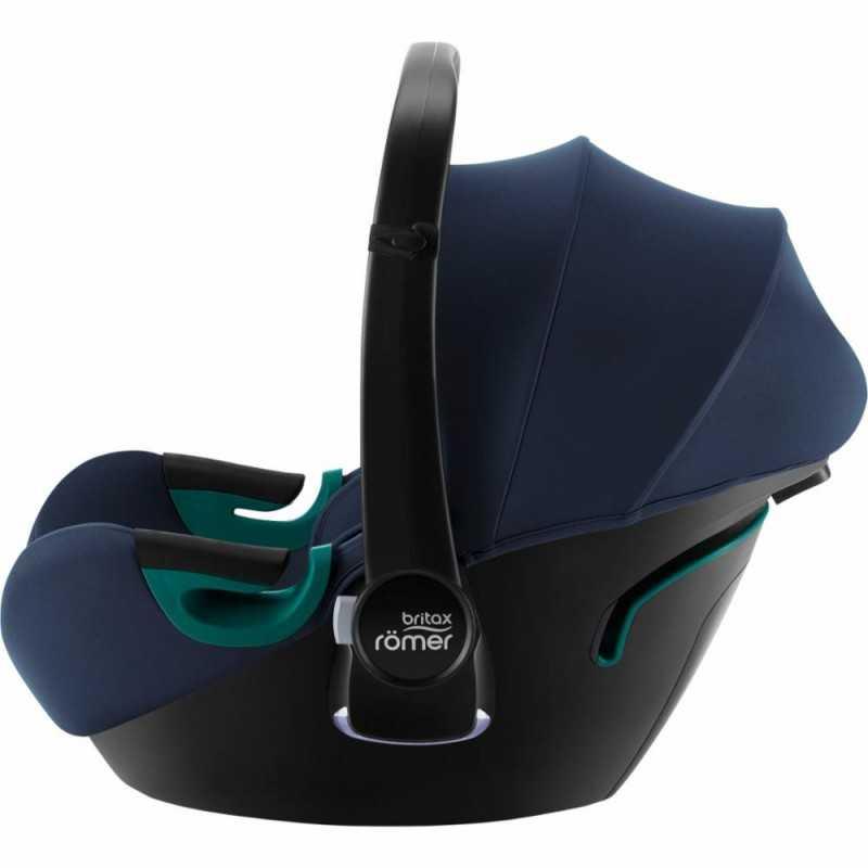 Britax Baby-Safe iSENSE turvakaukalo, Indigo Blue Britax - 3