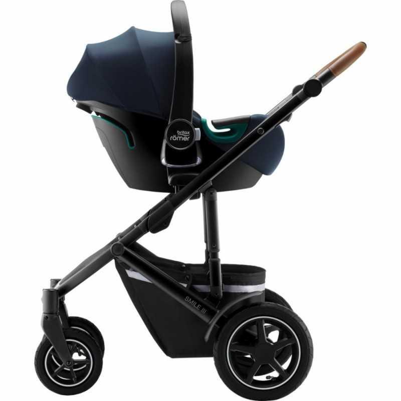 Britax Baby-Safe iSENSE turvakaukalo, Indigo Blue Britax - 5
