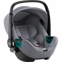 Britax Baby-Safe iSENSE turvakaukalo, Frost Grey Britax - 1