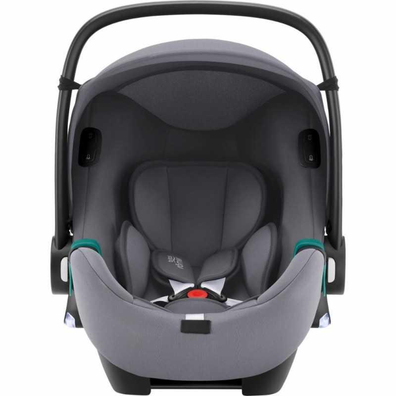 Britax Baby-Safe iSENSE turvakaukalo, Frost Grey Britax - 2