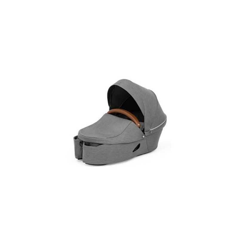 Stokke Xplory X vaunukoppa, Modern grey Stokke - 1