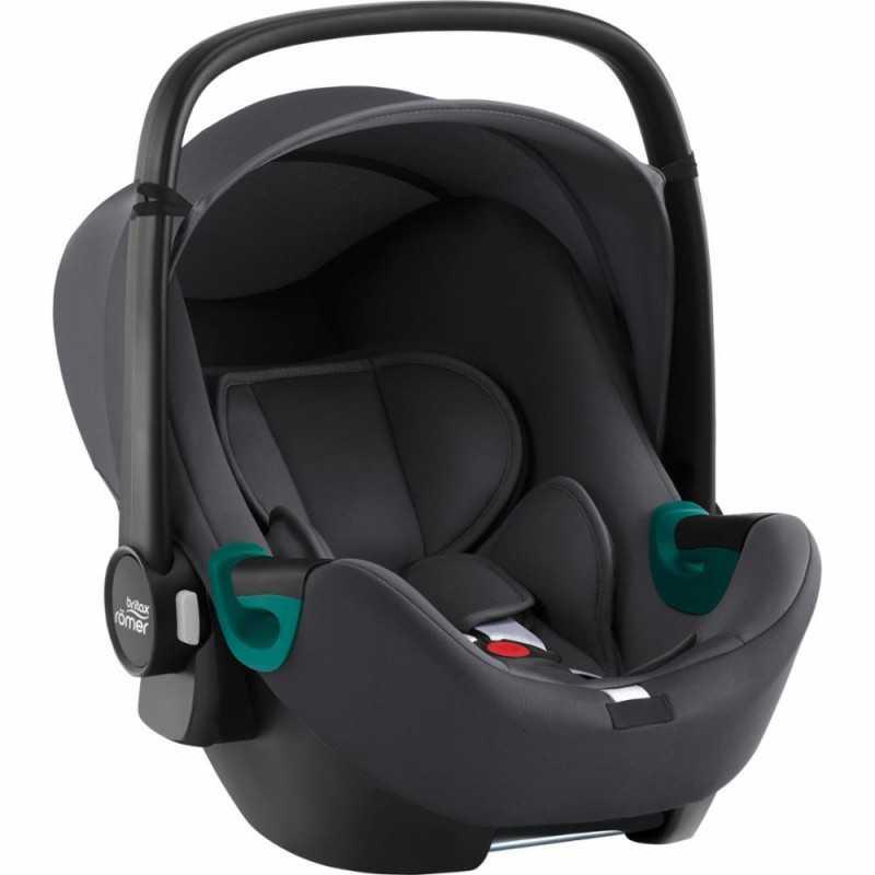 Britax Baby-Safe 3, Midnight Grey Britax - 1