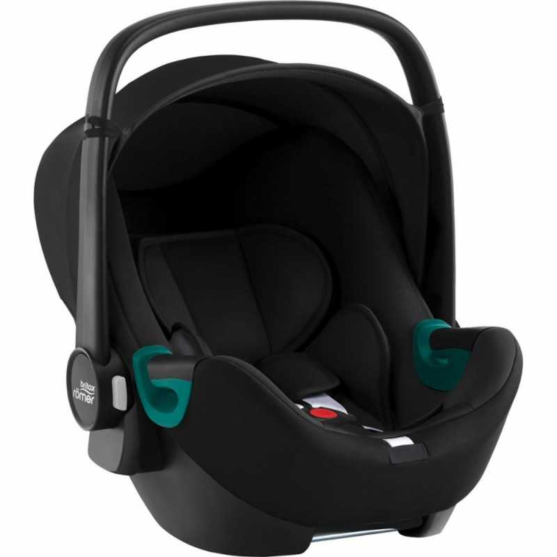 Britax Baby-Safe 3, Space Black Britax - 1