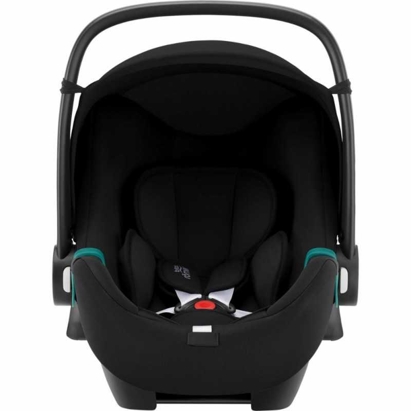 Britax Baby-Safe 3, Space Black Britax - 2