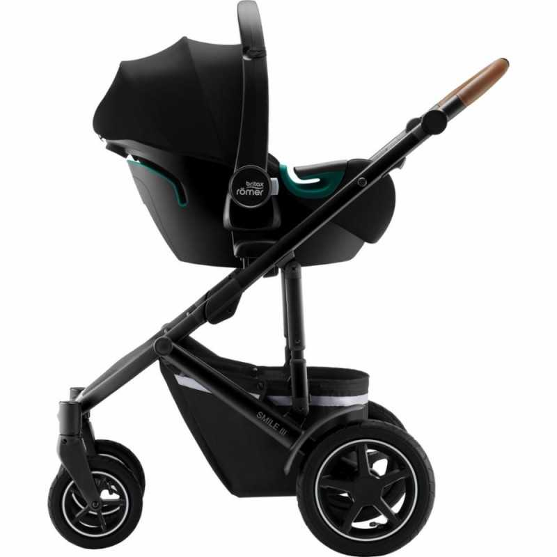 Britax Baby-Safe 3, Space Black Britax - 5