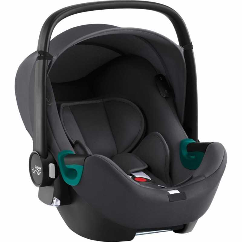Britax Baby safe iSENSE turvakaukalo, Midnight Grey Britax - 1